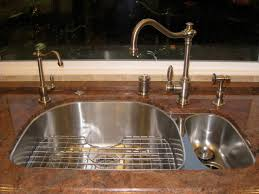 Air Gap Kitchen Sink by Our Finished Traditional Kitchen