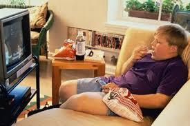Obesidad infantil y TV