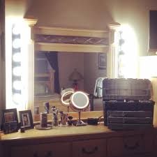 stand alone mirror with lights remarkable stand up vanity mirror pictures best inspiration home
