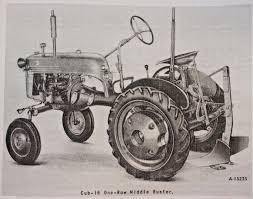 1950 international mccormick farmall cub manual ih international u0026 farmall cub 16 middle buster plow operator u0027s