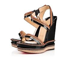 christian louboutin womens shoes wedges cheapest online price