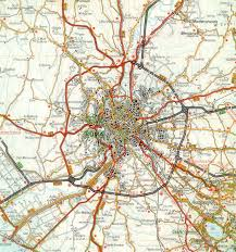Map Of Metro In Rome by Rome City Detailed Map U2022 Mapsof Net