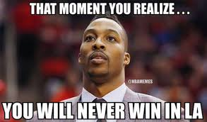 Clippers Memes - nba memes on twitter dwight howard s la problems lakers