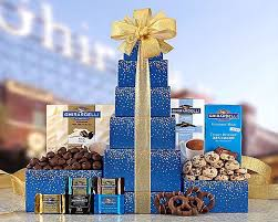 ghirardelli gift basket 16 best work images on chocolate gifts chocolate