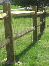 Backyard Fences Ideas by Best 20 Fence Options Ideas On Pinterest Fencing Acreage