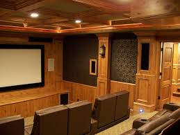 Home Theater Interior Design by Home Theater Design Magazine Home Theatre Design Source Finder