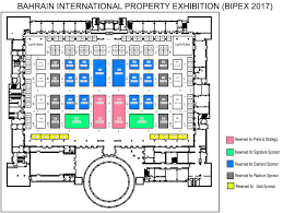 Exhibition Floor Plan Gallery Bipex 2017 Structure The Future