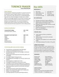 Resume Templates For Jobs Resume Templates For Jobs Federal Government Resume Example
