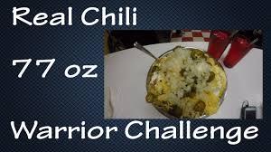 Challenge Real Real Chili Warrior Challenge