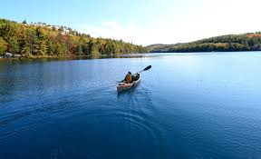 canoeing carmichael country northern ontario travel