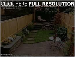 Townhouse Backyard Landscaping Ideas Backyards Appealing Small Backyard Landscaping Designs Image On
