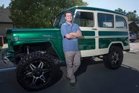 jeep varsity make a wish takes a shine to yorba linda teen u0027s request to spruce