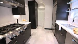 How To Remodel A Galley Kitchen Interior Design U2014 How To Design A Sleek Galley Kitchen Youtube