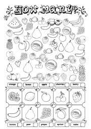 english worksheets the numbers worksheets page 3