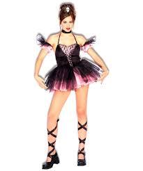 Ballerina Costumes Halloween Dark Ballerina Costume Ballerina Halloween Costumes