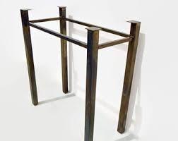 Kitchen Table Legs Etsy - Kitchen table legs