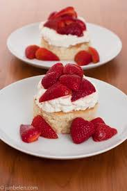 strawberry tres leches shortcake usually angel food cake is my