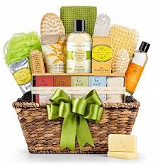 relaxation gift basket relaxation kit for birthday bliss spa gift baskets