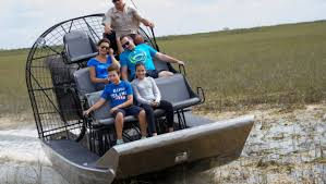 fan boat tours florida florida everglades airboat tours total everglades combo florida