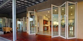 Glass Patio Door Bi Fold Folding Glass Patio Doors Coronado Ca