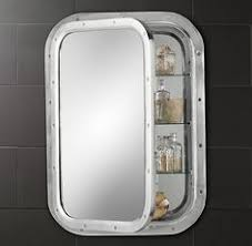 Bathroom Mirrors With Medicine Cabinet by Royal Naval Porthole Mirrored Medicine Cabinet From Http Www