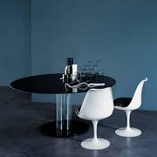 commercial dining room tables contemporary dining table glass round commercial hub