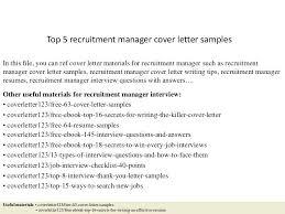 recruiting manager resume template recruiting manager resume lidazayiflama info