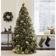 smith 7 5 clear edison spruce tree kmart