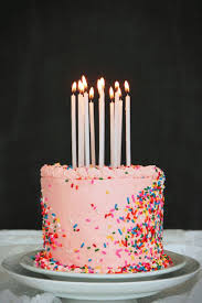cool birthday candles best 25 birthday cake with candles ideas on