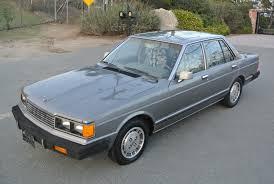 nissan maxima high mileage 1982 datsun maxima nissan gl 2 6cyl 1 owner 240z sedan 81k