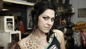 pickers cast danielle colby cushman tattoos pictures to