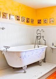 Yellow Bathtub 10 Amazing Bathroom Designs With Bathtub