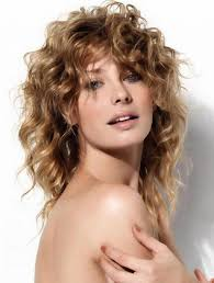 medium length curly pixie