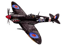 how to draw a spitfire hush kit