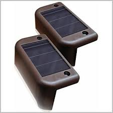 solar deck lights amazon solar deck lights best of amazon ideaworks solar powered deck step