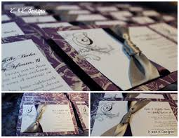 Purple And Silver Wedding Beautiful Purple Ivory And Silver Wedding K U0026 K Designs