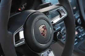 porsche steering wheel 2017 porsche 911 carrera gts first drive motor trend