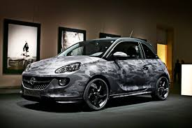 opel adam 2017 limited edition opel adams by bryan adams
