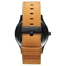 black tan leather u2013 mvmt