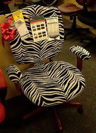 Animal Print Desk Chair Zebra Print Office Chair Steve Flickr