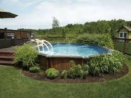 le piscine hors sol en bois 50 modèles archzine fr ground