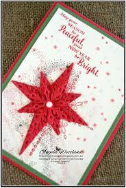 387 best star of light stamp set images on pinterest christmas