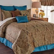 Zanzibar Bedding Set Highgate Manor Zanzibar 20 Woven Jacquard Comforter Set