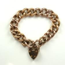 gold vintage bracelet images Buy antique rose gold night day bracelet sold items sold jpg