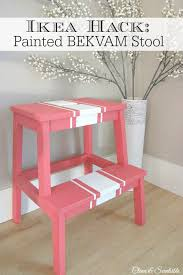 Ikea Stepping Stool Ikea Hacks Bekvam Step Stool Clean And Scentsible