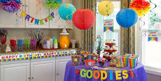 birthday party supplies rainbow birthday party supplies party city