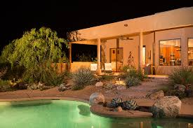 Outdoor Backyard Lighting Outdoor Landscape Lighting Tucson Az Sonoran Gardens Inc