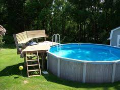 take your above pool experience to the next level with this diy