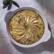 poire de terre cuisine recette fricot aux poires