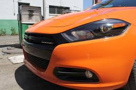 bright orange cars 2014 dodge dart rallye 2 4 review digital trends
